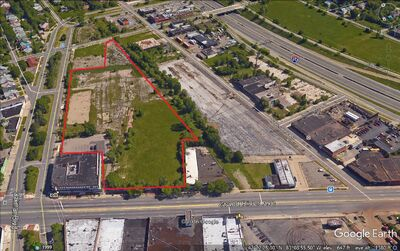 Prime Development Opportunity - Former Sears Roebuck Site (6.28 Acres)